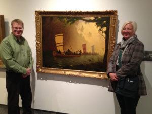 Tom Thomson Art Gallery appraisal
